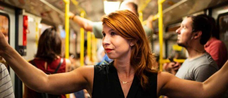 Carline Mohr leitet den Newsroom der SPD. © HUE