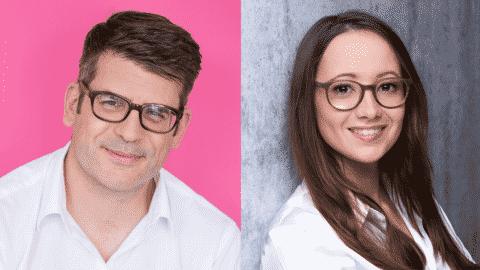 Im Interview: Adriana Cerami und Philipp Schindera