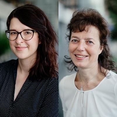 Cindy Böhme und Sylvia Nitschke (c) Wista Management GmbH