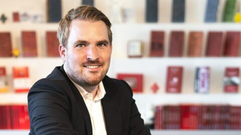 Florian Flaig ist Vice President Communications & Brands Europe North bei Michelin. (c) privat