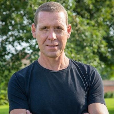 René Gribnitz beginnt im Oktober bei Finsbury Glover Hering. © privat