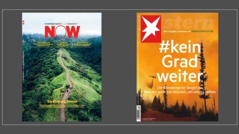 Cover: Gruner + Jahr, Stern, GEO