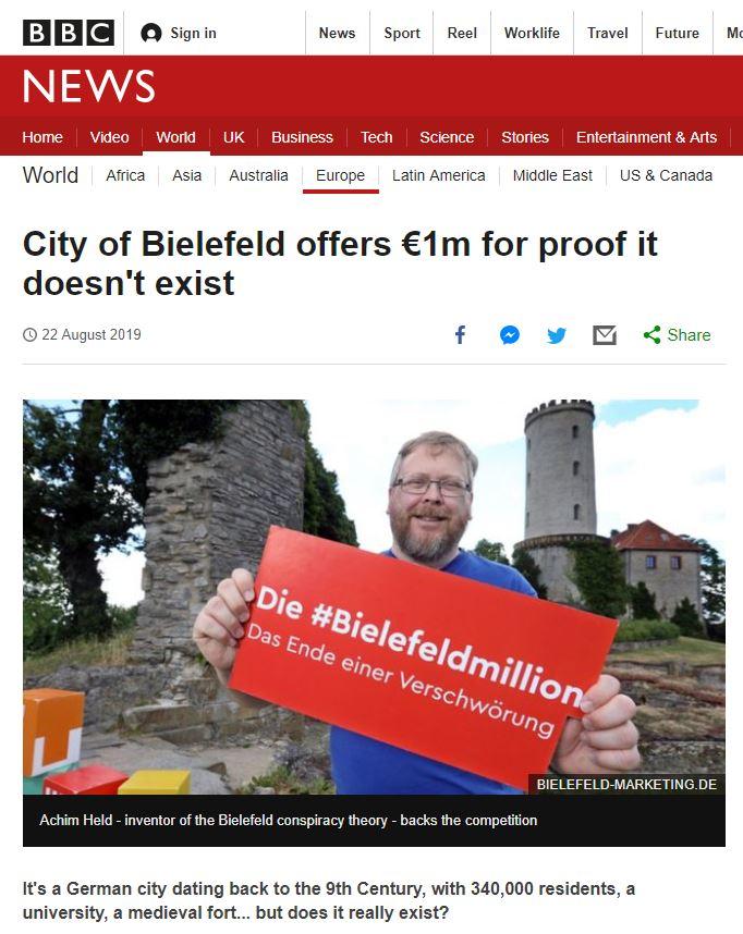 BBC News Bielefeld