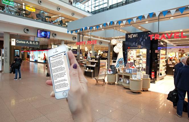 Wie Der Flughafen Hamburg Seine Kunden Per Whatsapp Informiert