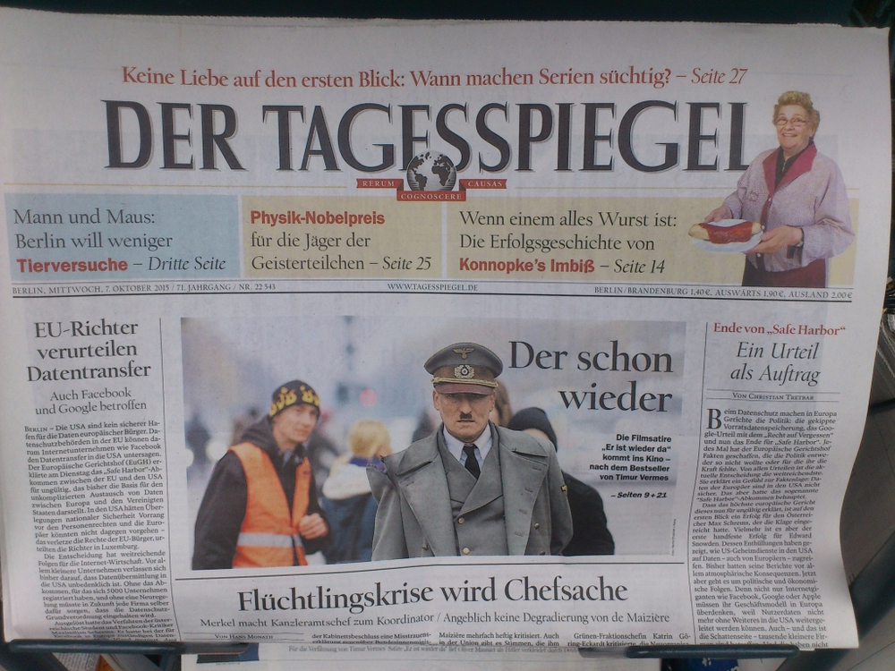 Tagesspiegel News