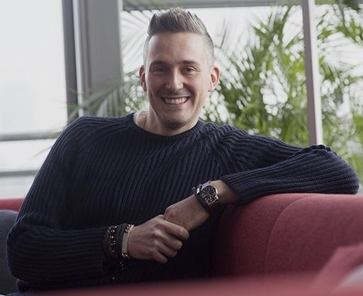 Andreas Winiarski, Global Head of Public Relations beo Rocket Internet (c) Julia Nimke