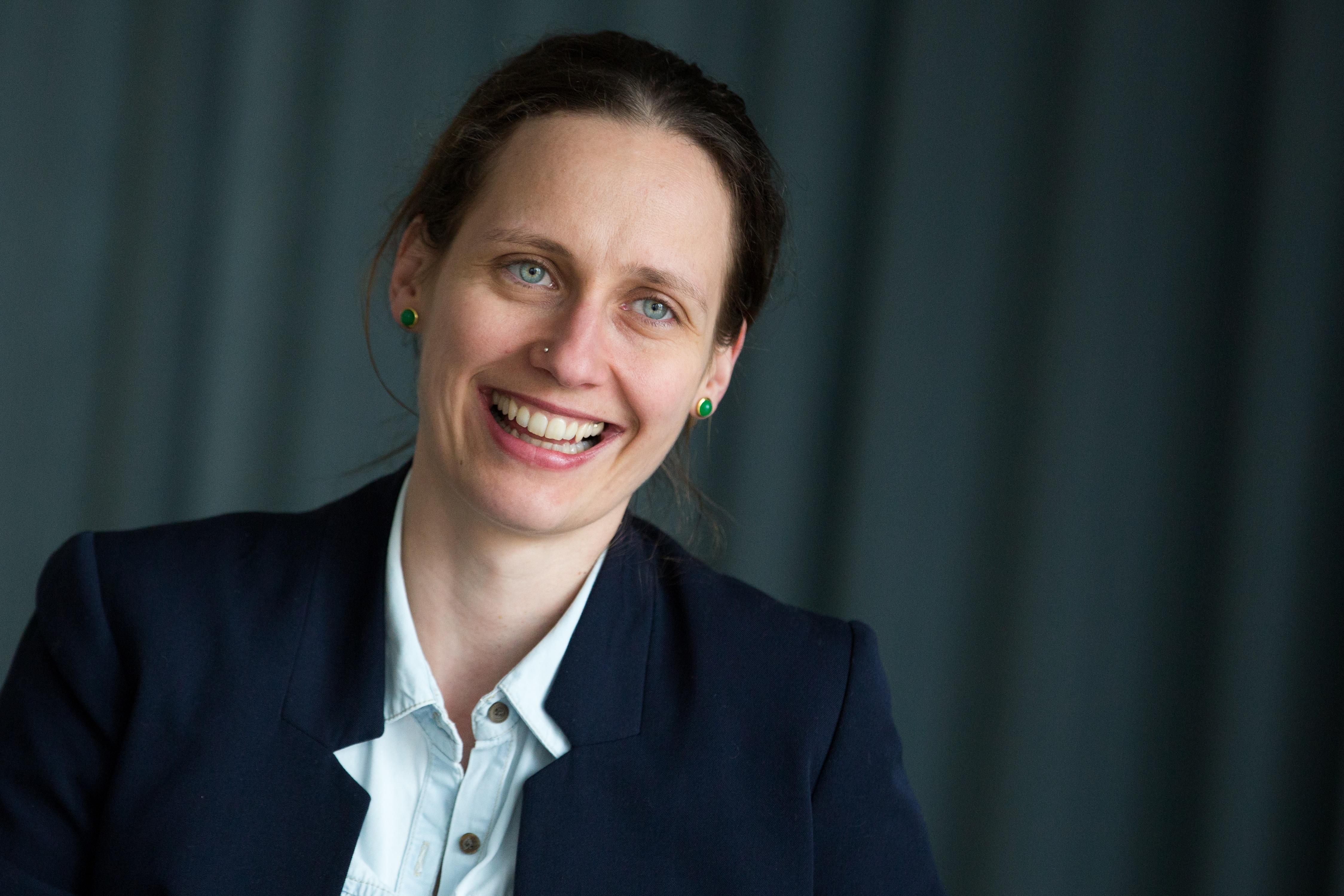 Christiane Maack (c) Laurin Schmid, Helios Media