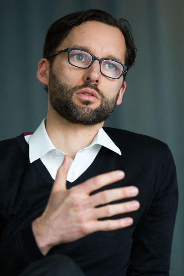 Christian Hanne (c) Laurin Schmid, Helios Media