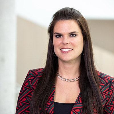 Bianca Bauer ist Teil des Transformation-Teams von Microsoft./ Bianca Bauer: (c) Microsoft Deutschland GmbH