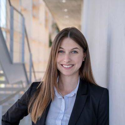 Katharina Dienes (c) Fraunhofer IAO