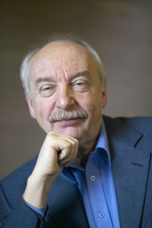 Gerd Gigerenzer (c) Dietmar Gust