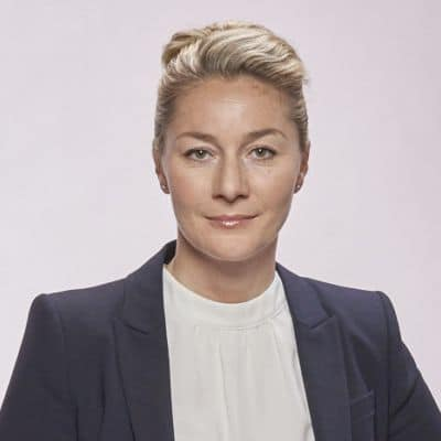 Jana Wessel (c) DKMS