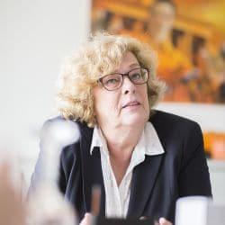 Sabine Thümler (c) Julia Nimke
