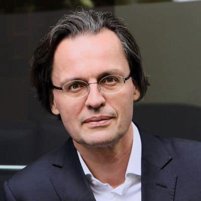 Bernhard Pörksen (c) Peter-Andreas Hassiepen