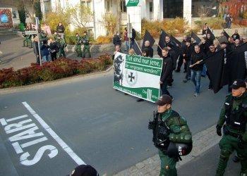 Foto: Exit Deutschland/Rechts gegen Rechts