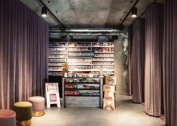 """MARCELL VON BERLIN Store"" / MARCELL VON BERLIN GmbH, Stefan Ober (c) Moritz Schmid"