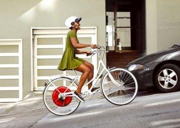 """""""Radfahren, nur besser!"""" / Superpedestrian, Maria Bause (c) Max Tomasinelli"""