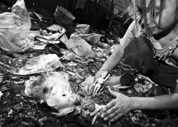"""""""Kinderspiel"""" / Müllstadtkinder Kairo e.V. Elena Bauer (c) Christoph Jorda"""