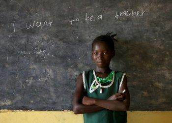 """Sierra Leone: Die Ebola-Krise überwinden"" / Caritas international Christian Stock (c) Mark Stedman"