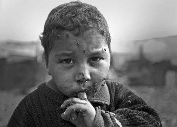 """""""Vom Leben gezeichnet"""" / Müllstadtkinder Kairo e.V. GUENTHER CLAEYS (c) GUENTHER CLAEYS"""