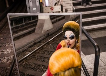 """Underground Queen"" / Friedrichstadt-Palast Betriebsgesellschaft mbH André Puchta (c) Nady El-Tounsy"