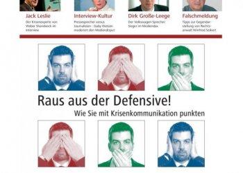 pressesprecher Ausgabe 01/04 (c) Quadriga Media