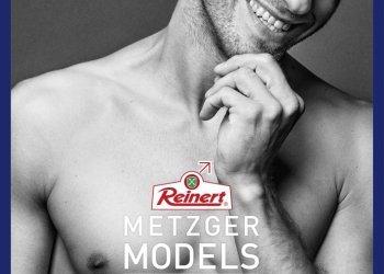 Die Idee, echte Metzger abzubilden, kam dem Wurst- und Schinkenhersteller Reinert 2013 (c) Oliver Reetz