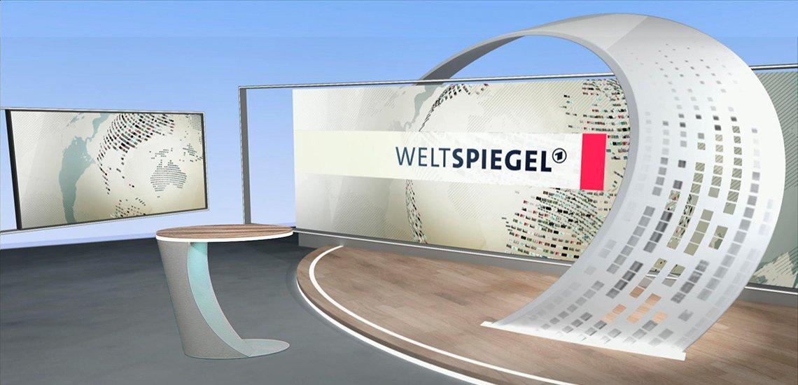 """Der """"Weltspiegel"""" soll einen neuen Sendeplatz bekommen. (c) WDR"""