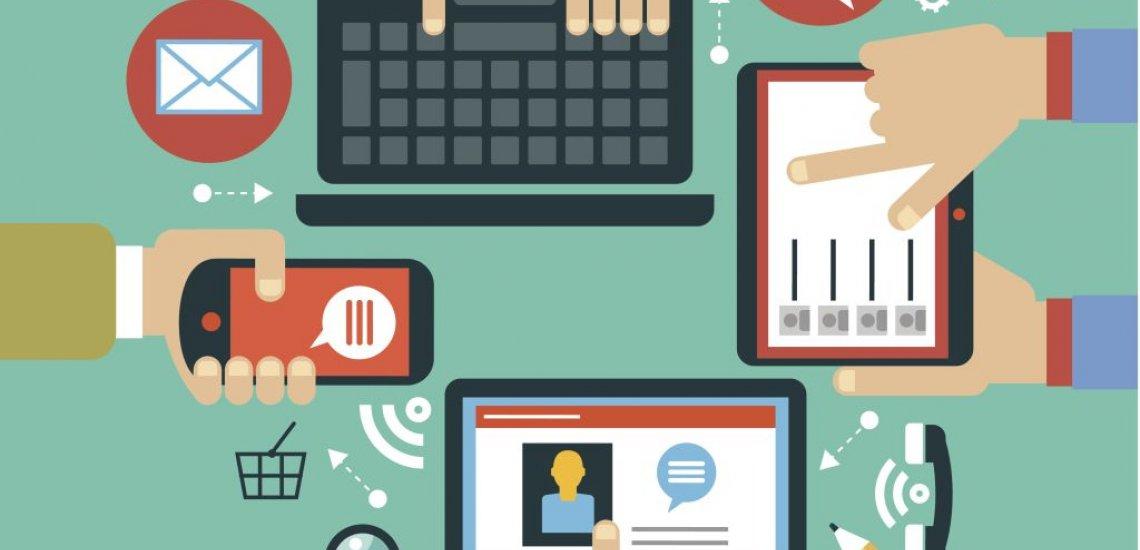 Studie zum Nutzerverhalten Print, TV und Radio (c) Thinkstock/Ellagrin