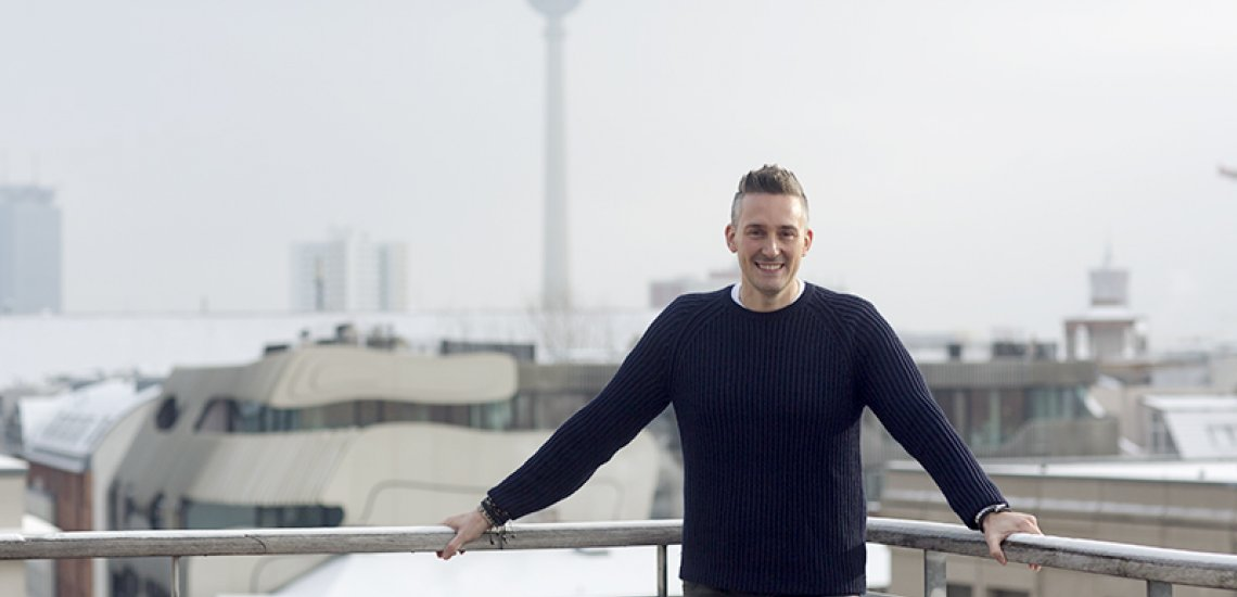 Andreas Winiarski, Global Head of Public Relations bei Rocket Internet, über sein geplantes PR-Kompetenzzentrum für den Nachwuchs (c) Julia Nimke