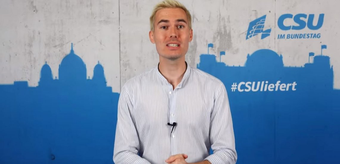 Armin Petschner moderiert CSYou. / Armin Petschner: (c) Screenshot Youtube