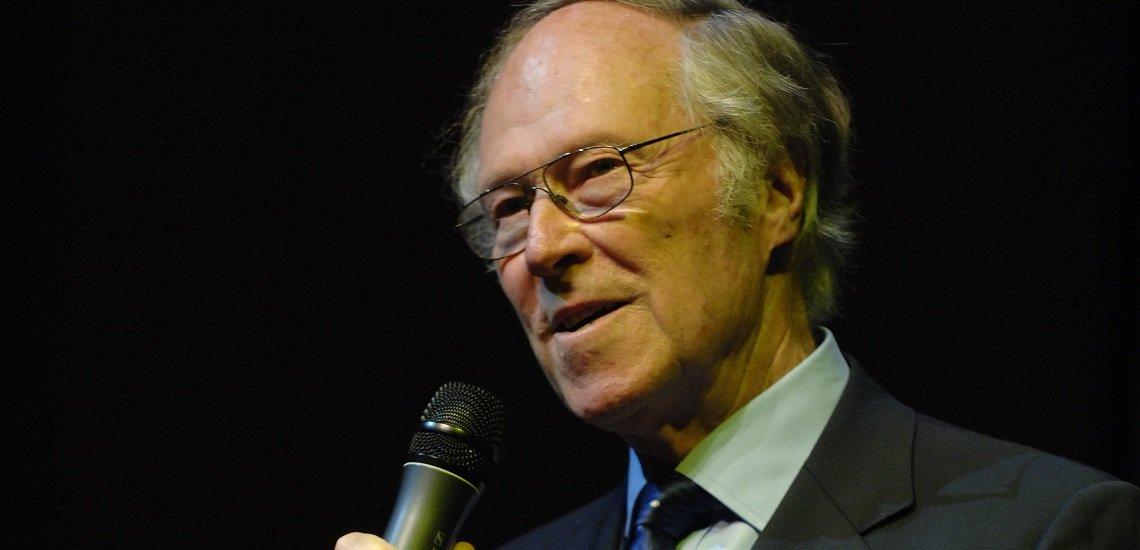 Avenarius wurde 2007 vom BdP für sein Lebenswerk ausgezeichnet. (c) Quadriga Media
