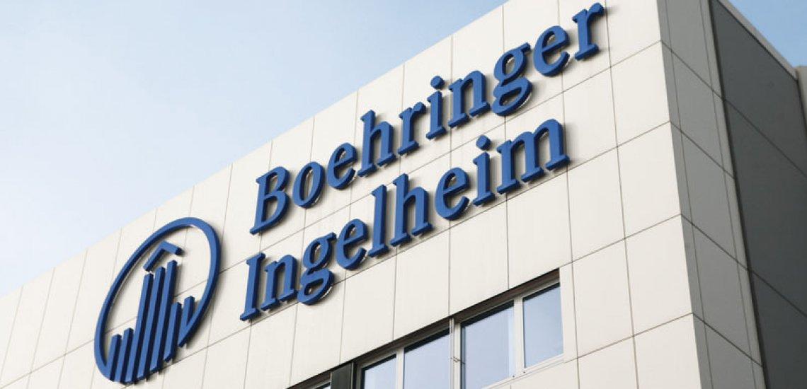 Boehringer Ingelheim porträtiert CFO Michael Schelmer. / Boehringer Ingelheim: (c) Boehringer Ingelheim
