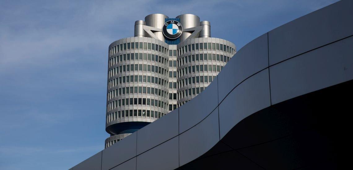 Die Konzernzentrale von BMW. (c) BMW Group/Stadlerphoto.com