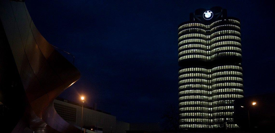 Firmensitz von BMW in München. (c) www.stadlerphoto.com, BMW Group