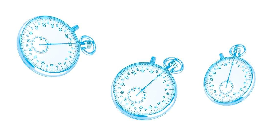 Laut Anna Glombitza-Oelsner ist Krisenkommunikation ein Kampf gegen die Zeit (c) Thinkstock/Mona Karimi