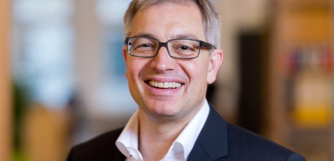 Christof Lützel über das Image der GLS Bank (c) GLS Bank