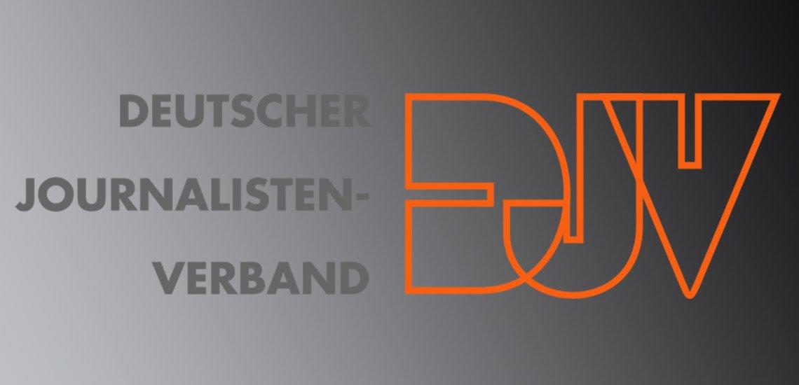 Der DJV hat ein Problem mit seiner PR./ DJV-Logo: (c) DJV