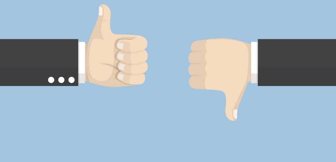 """Der """"Gefällt mir!""""-Button von Facebook darf laut EuGH nicht ohne Weiteres eingebunden werden. (c) Getty Images / ojogabonitoo"""