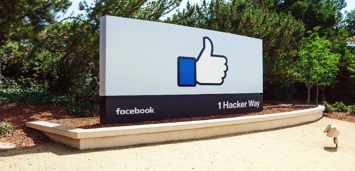Politiker sind von Facebooks Community-Regeln ausgeschlossen. (c) Facebook