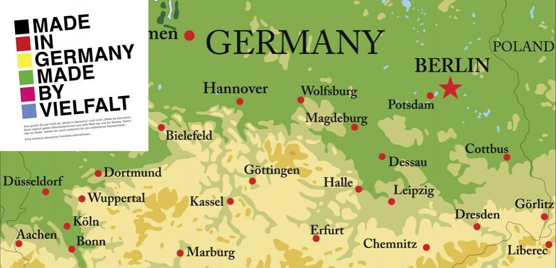50 deutsche Familienunternehmen starten gemeinsame Kampagne für Toleranz. (c) Getty Images / bogdanserban
