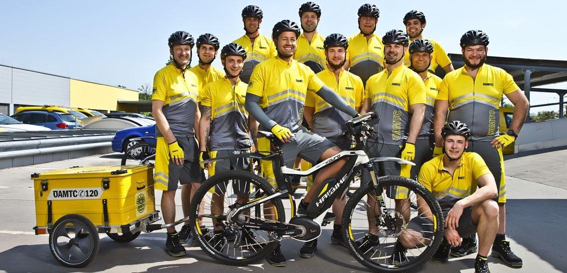 E-Bike-Pannenhilfe des ÖAMTC (c) ÖAMTC/Christian Postl