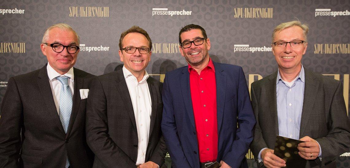 Gäste bei der Speakersnight im Friedrichstadt-Palast (c) Laurin Schmid/Julia Nimke/Kasper Jensen