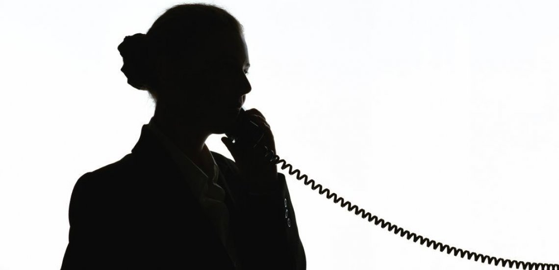 Seit gut einem Jahr gibt es das Hilfetelefon Gewalt gegen Frauen (c) Photick/Christian Zachariasen/Thinkstock
