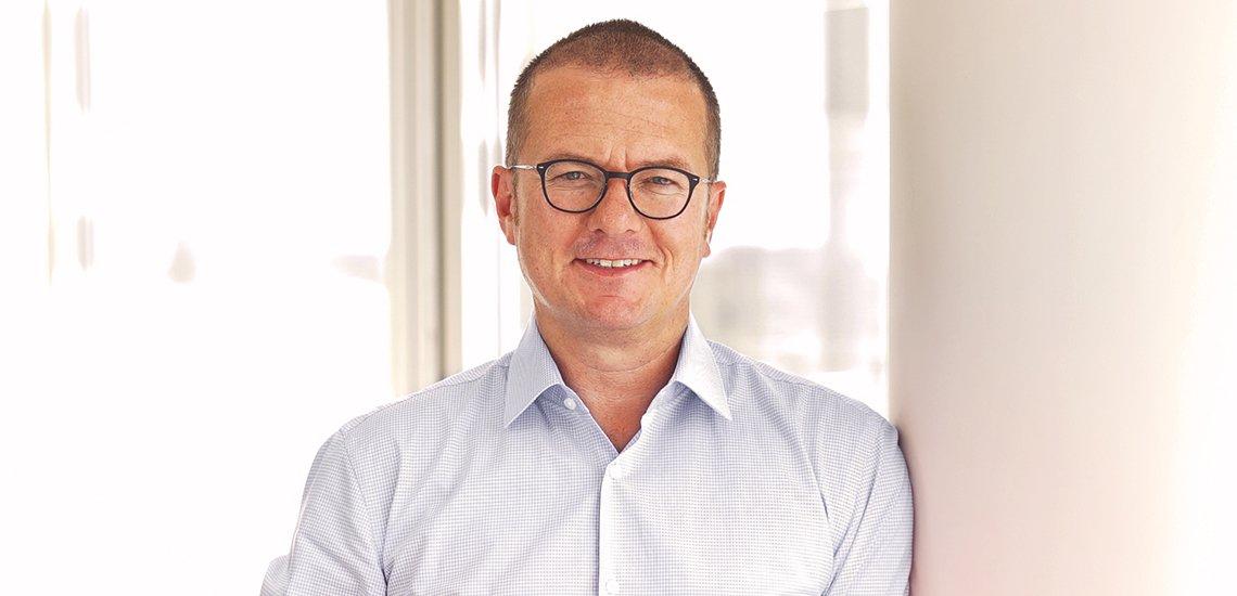 Nicht jedes Unternehmen braucht einen Newsroom, meint Martin Frommhold von Otto. (c) Otto