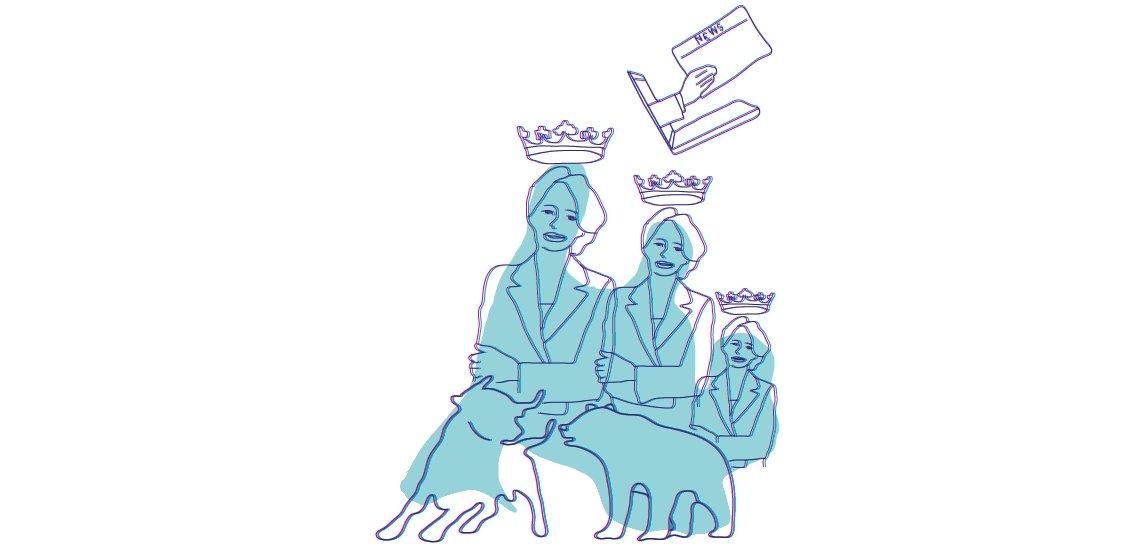 Wird sich der hohe Frauenanteil in der PR in Zukunft auf in den Führungsetagen der Dax-Konzerne zeigen? (c) Thinkstock/Mona Karimi