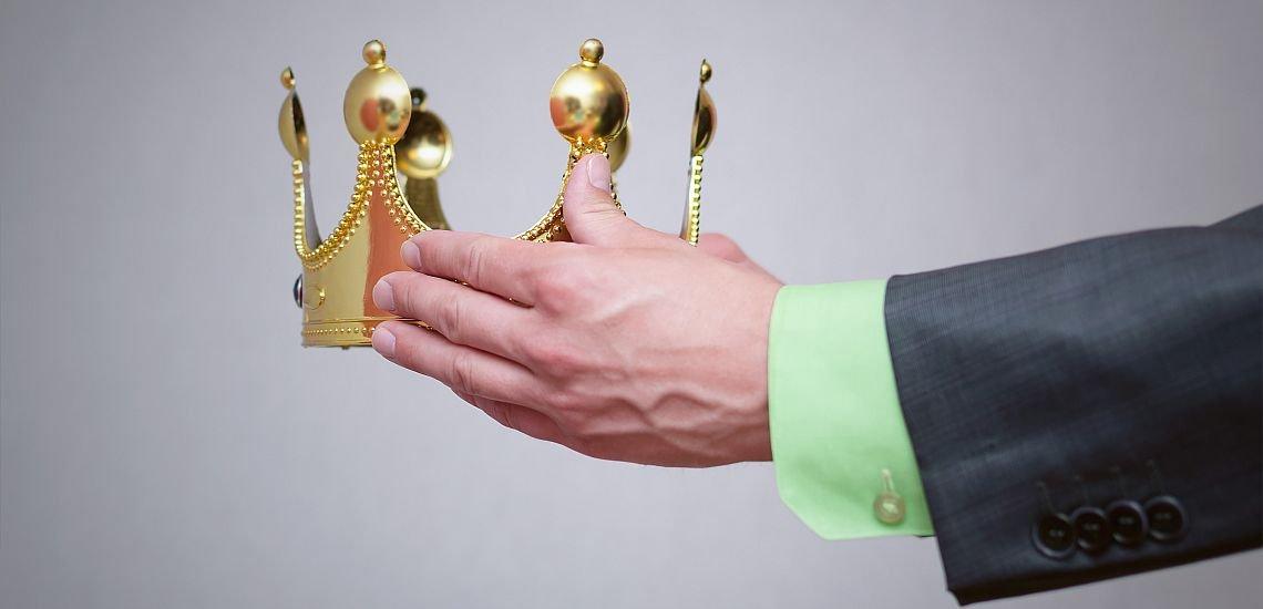 Deutsche Börse-Chef Theodor Weimer führt das CEO-Image-Ranking der Dax 30 von Unicepta an. (c) Getty Images/undefined undefined