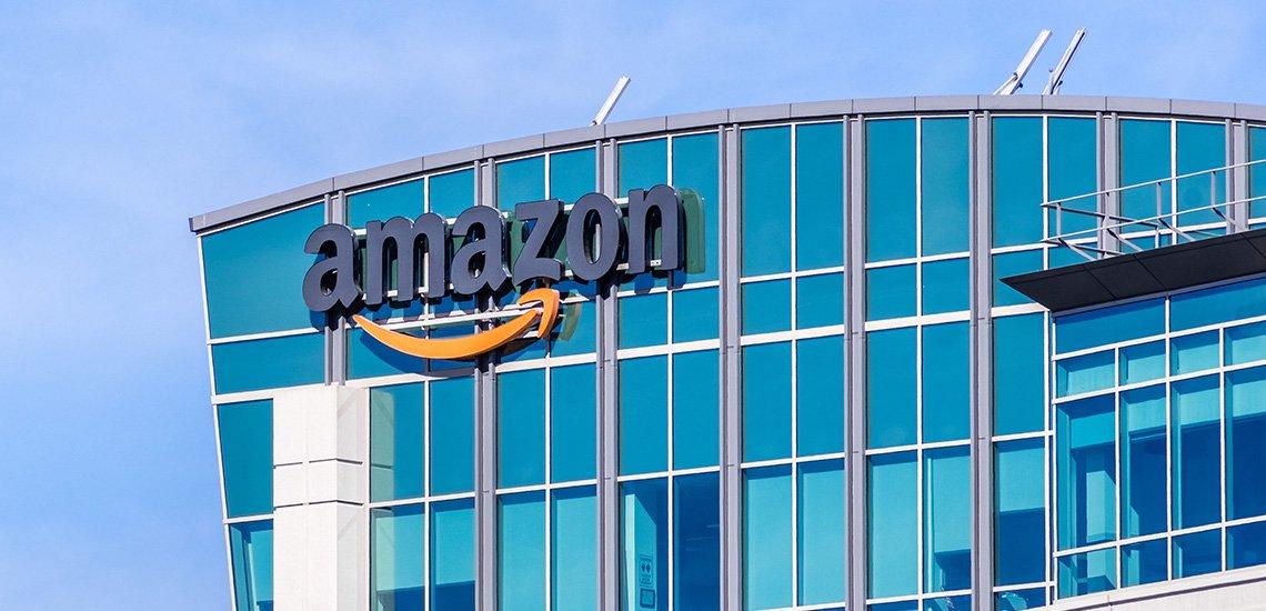 Amazon-Angestellte dürfen die Klimapolitik des Unternehmens nicht öffentlich kritisieren. (c) Getty Images / Andrei Stanescu
