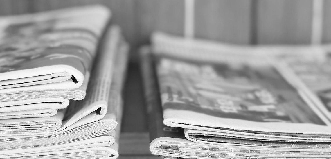"""Der Bremer Bürgermeister schlägt ein """"Zeitungsreferendum"""" über Presseförderungsmittel vor. (c) Getty Images / Fedor Kozyr"""
