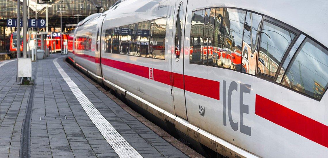 Die Deutsche Bahn hat ein Kommunikationsproblem. (c) Getty Images / Teka77
